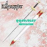 【QQCOSPLAY】 コスプレ道具 武器 Fate/Apocrypha フェイト・アポクリファ 黒のライダー アストルフォ cosplay