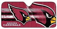 "Arizona Cardinals自動太陽シェード–59"" x27"""
