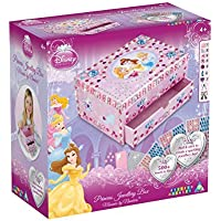 The Orb Factory Sticky Mosaics Disney Princess Jewellery Box by Disney Princess