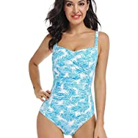 AS ROSE RICH One Piece Swimsuits for Women - One Piece Bathing Suits for Women