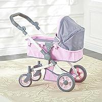 Baby So Sweet Premium Doll Pram by Toys R Us [並行輸入品]