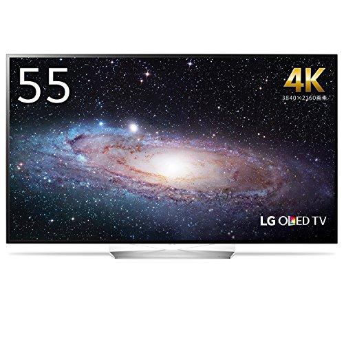 LG 55V型 4K 有機ELテレビ OLED B7P B7シリーズ HDR...