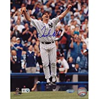 Steiner Sports MLBニューヨーク・ヤンキースDavid Wells Perfect Game Celebration ( 8 x 10インチ)