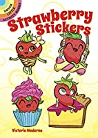 Strawberry Stickers (Dover Little Activity Books Stickers)
