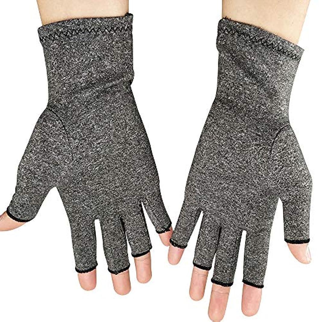 心配する下着Rosetta K 着圧 グローブ 手袋 サポーター 引き締め 筋肉 手 緩和 保温 ハンドケア 手用 男女兼用 集中ケア