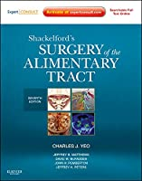 Shackelford's Surgery of the Alimentary Tract - 2 Volume Set: Expert Consult - Online and Print, 7e (Shackelfords Surgery of the Alimentary Tract)