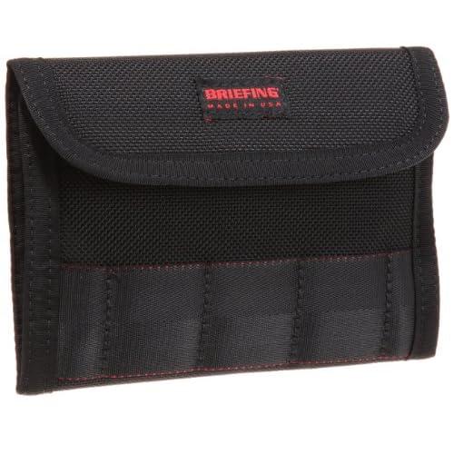 [ブリーフィング] BRIEFING SLIM PASSPORT CASE BRF141219-010 (BLACK)
