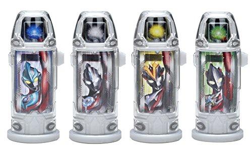 ウルトラマンジード DXウルトラカプセル ニュージェネレーションヒーローズセット