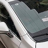 「2月6日より順次出荷対応」 レクサス NX ハイブリット アクセサリー カスタム パーツ LEXUS NX 200t 300h 用品 社外品 フロントウィンドウガーニッシュ LN001