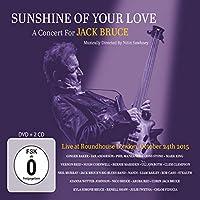 Sunshine of.. -CD+DVD-