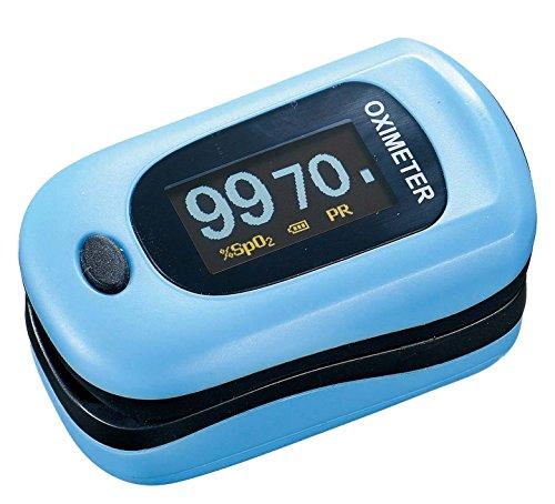 【使いやすく持ち運びに便利】パルスオキシメーターのおすすめ人気ランキング11選