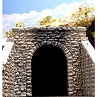 Chooch Enterprises HO Scale Single Random Stone Tunnel Portal by CHOOCH ENT [並行輸入品]