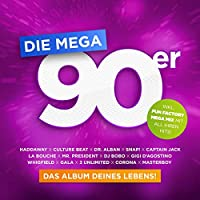 DIE MEGA 90ER-DAS ALBU