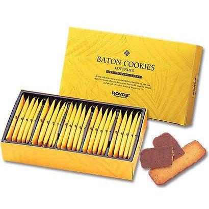 ROYCE'(ロイズ) バトンクッキー[ココナッツ25枚入] [北海道スイーツ]