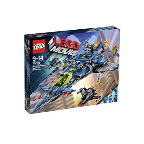 レゴ (LEGO) ムービー ベニーの宇宙船ったら宇宙船! 70816