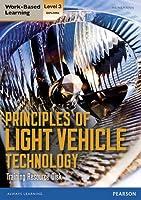 L3 Diploma Principles Light Vehicle Technology Training Resource Disk