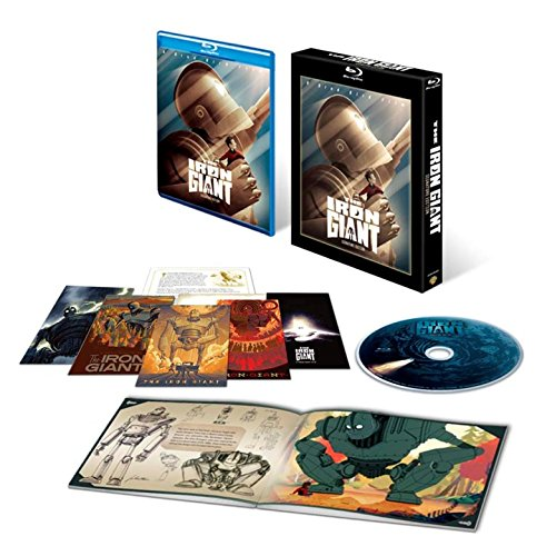 アイアン・ジャイアント シグネチャー・エディション Blu-rayスペシャル・セット(初回限定生産)