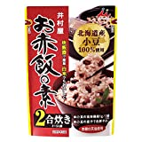 井村屋 2合用 お赤飯の素 146g ×10袋
