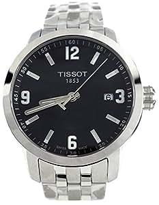 [ティソ]TISSOT PRC-200 T055.410.11.057.00 ブラック クォーツ 腕時計[正規輸入品]