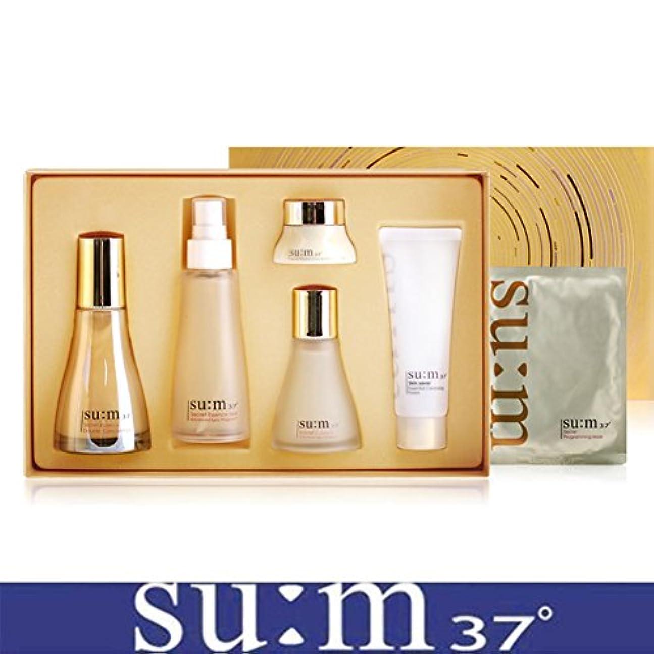 ハード自己尊重夜間[su:m37/スム37°] SUM37 Secret Essence SPECIAL 100ml Limited Edition/シークレットエッセンススペシャルリミテッドエディション+[Sample Gift](海外直送品)