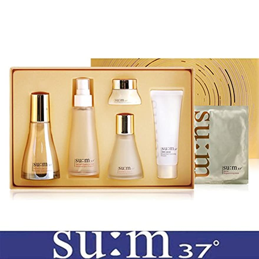 精度ストレスの多いケーブル[su:m37/スム37°] SUM37 Secret Essence SPECIAL 100ml Limited Edition/シークレットエッセンススペシャルリミテッドエディション+[Sample Gift](海外直送品)
