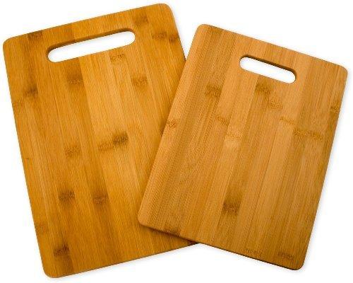 Totally Bamboo 竹製 まな板 2点セット [並行輸入品]