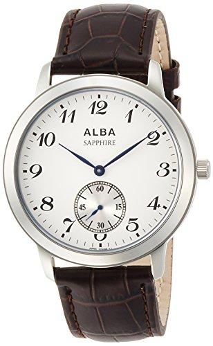 [アルバ]ALBA 腕時計 クオーツ サファイアガラス 5気圧防水 AQHT003 メンズ