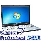 中古ノートパソコン 富士通 LIFEBOOK E742/F【Windows7 Pro 64bit・Core i5・無線LAN・リカバリ機能・USB3.0】