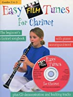 Easy Film Tunes For Clarinet