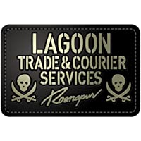 ブラックラグーン ラグーン商会PVCパッチ