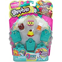 Shopkins Season 3 (5 Pack) Set 43