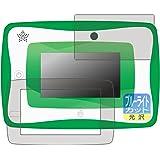 PDA工房 小学館の図鑑NEOPadDX 用 ブルーライトカット[光沢] 保護 フィルム [画面用/ふち用 2枚組] 日本製