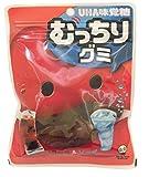 味覚糖   むっちりグミ コーラ&ソーダ  92G×6袋