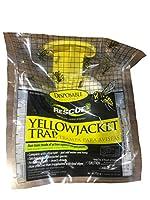 Rescue Disposable Yellow Jacket Trap-DISPOS YELLOWJACKET TRAP (並行輸入品)