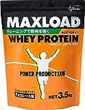 グリコ パワープロダクション マックスロード ホエイプロテイン チョコ味 3.5kg