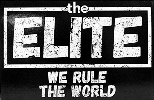 新日本プロレス The Elite (ジ・エリート: ケニー・オメガ&ヤング・バックス) ステッカー [並行輸入品]