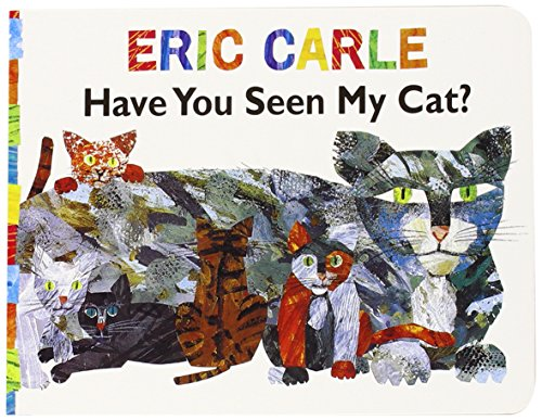 Have You Seen My Cat? (The World of Eric Carle)の詳細を見る