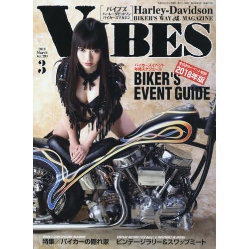 VIBES (バイブズ) 2018年 3月号 [雑誌]