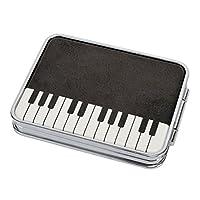 茶谷産業 Piacevole Melodia コンパクトミラー ピアノ 864-004