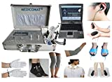 Computers Softwares Best Deals - Health Status Test and Therapeutic Computer Software Medicomat29+C Conductive Garments For Electro Massage Acupuncture Treatment Socks Gloves Knee Elbow Pads by Medicomat