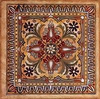 イタリアのタイルII ファインアート プリント (30.48 x 30.48 cm)