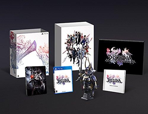 新品 PS4 ディシディア ファイナルファンタジー NT ア...