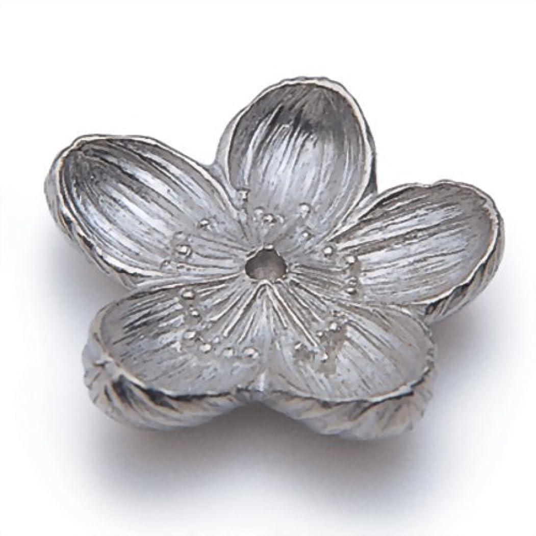 出発するカラスシンジケート梅の花 香立