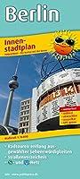 Berlin Innenstadtplan 1 : 16 000: Radtouren entlang ausgewaehlter Sehenswuerdigkeiten & Strassenverzeichnis sowie S- und U-Bahnnetz