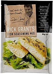 Rick Grant's Fish Seasoning Mix 80 g,