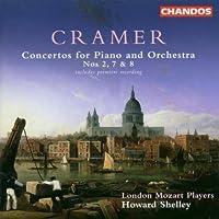 Cramer: Piano Concertos 2, 7, & 8 (2002-10-22)