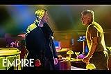 ブレードランナー 2049 Blade Runner 2049 シルク調生地 ファブリック アート キャンバス ポスター 約60×90cm ラ・ラ・ランドのライアン・ゴズリング主演 [並行輸入品]