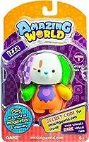 Amazing World Figures Izza Dog (From the Creators of Webkinz) [並行輸入品]