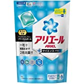 【まとめ買い】 アリエール 洗濯洗剤 液体 パワージェルボール 詰替用 500g×9個