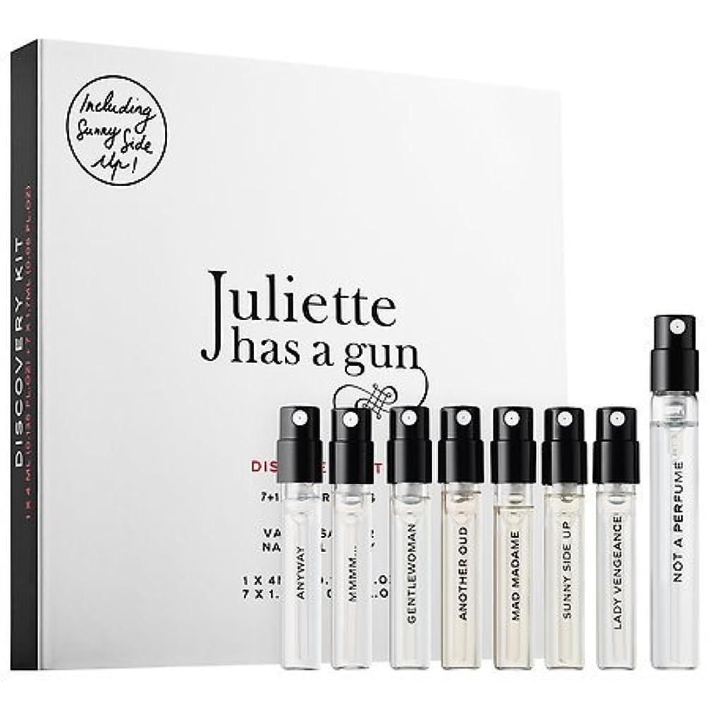 保育園コーデリア幽霊Discovery Kit by Juliette Has A Gun Spray Samples(ジュリエット ハズ ア ガン ディスカバリーキット)[海外直送品] [並行輸入品]